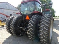 Case IH MX120 MFWD, Dual Remotes (3393hrs)
