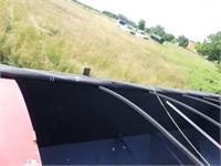 RJ 500bu Gravity Wagon w/Roll Tarp and Lights