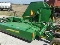 John Deere CX15 11ft Pull Type PTO Ditch Bank