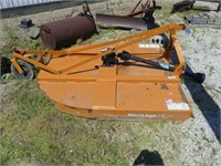 Woods Heritage HC72 6ft 3pth Rotary Mower