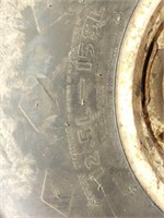 12.5L-15SL Tire and Rim