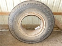 11.00-20 Tire and Rim