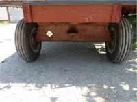14ft x 6ft Flat Rack Wagon