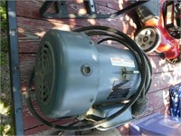 Marathon 3hp Electric Motor