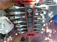 Tote w/Hammers, Belt Wrench, Socket Set (con't)