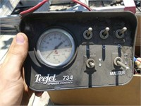 TeeJet 734 Sprayer Control