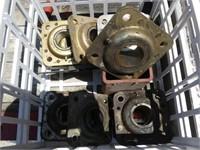 Lot of Bearings for IH 470 Wheel Disk
