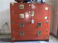 Asian style chest of drawers