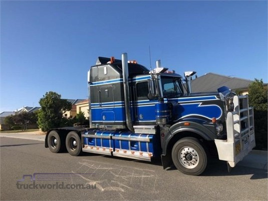 2006 Kenworth C501T - Trucks for Sale