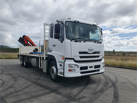 2017 UD Cw26.380 - Trucks for Sale