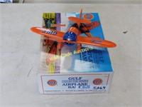 Gulf Airplane Bank - #2 - Die Cast Bank