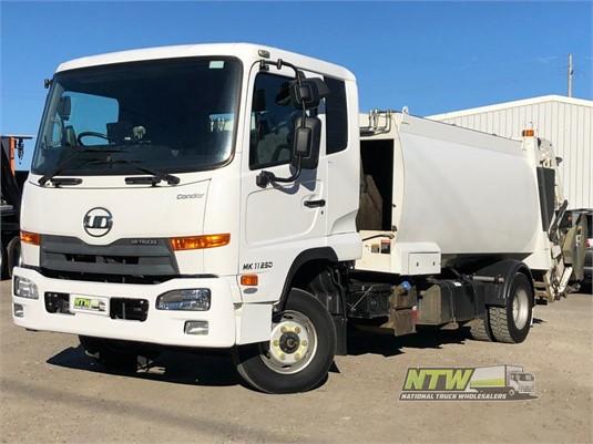 2011 UD MK11 250 Condor National Truck Wholesalers Pty Ltd - Trucks for Sale