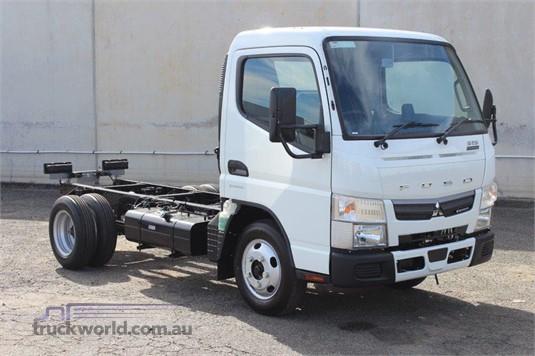 2020 Mitsubishi Fuso CANTER 515 - Trucks for Sale