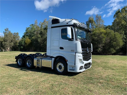 2020 Mercedes Benz Actros 2663 - Trucks for Sale