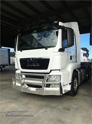 2019 MAN TGS26.540 - Trucks for Sale