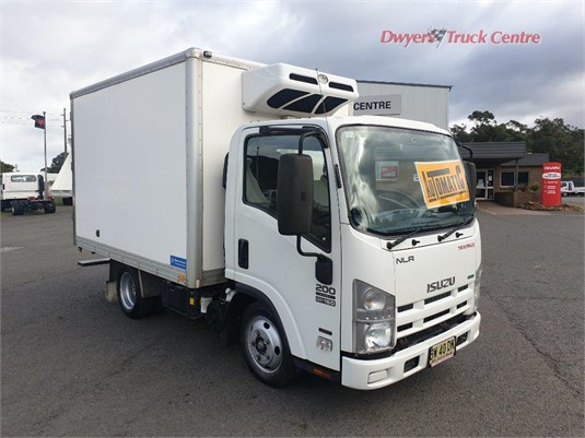 2013 Isuzu NLR 200 AMT Dwyers Truck Centre - Trucks for Sale