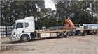 Scania P12400A 6x4|Crane Truck|Table / Tray Top