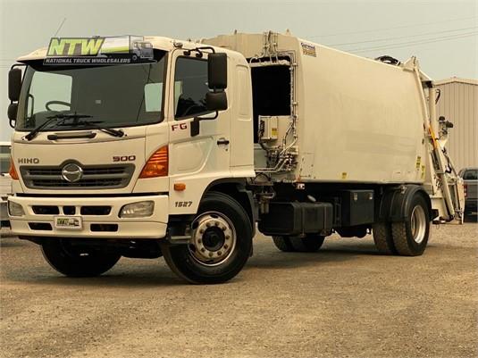 2010 Hino FG1527 National Truck Wholesalers Pty Ltd - Trucks for Sale
