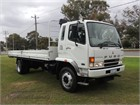 2005 Fuso Fighter 10 FM Table / Tray Top Drop Sides