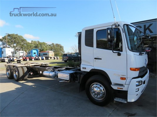 2016 UD Condor PW 24 280 - Trucks for Sale