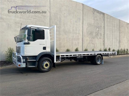 2007 MAN TGM15.280 - Trucks for Sale