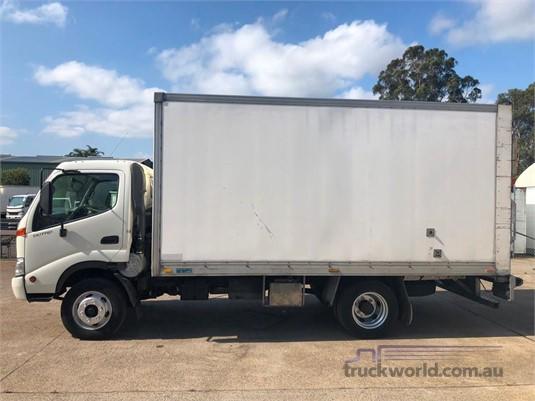 2001 Hino Dutro - Trucks for Sale