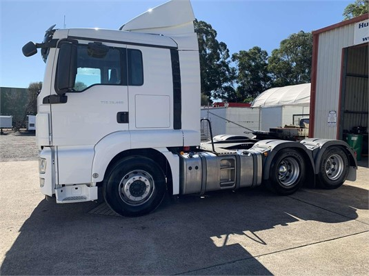 2013 MAN TGS26.480 - Trucks for Sale