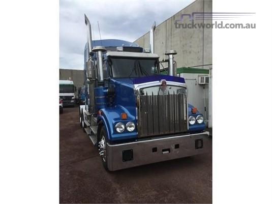 2012 Kenworth T409 - Trucks for Sale