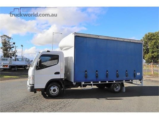 2011 Mitsubishi Fuso CANTER 515 - Trucks for Sale