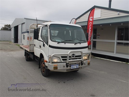 2009 Hino 300 616 - Trucks for Sale