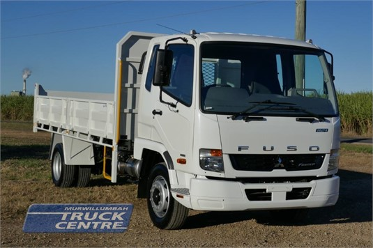 2019 Fuso Fighter 1124 Murwillumbah Truck Centre - Trucks for Sale