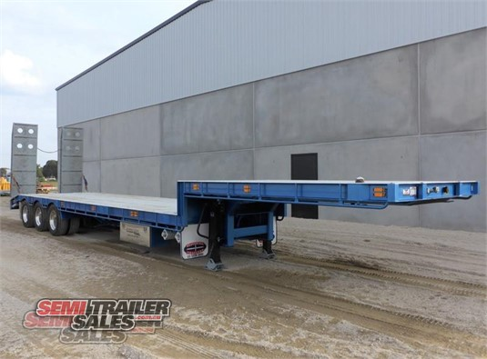 2018 Custom Drop Deck Trailer Semi Trailer Sales Pty Ltd - Trailers for Sale
