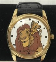 2 Disney The Lion King watches in boxes