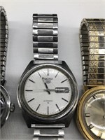Men's Watches Timex Seiko and others