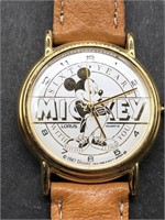 1987 Disney Lorus Watch 60 years Mickey Mouse