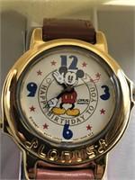 Disney Lorus Watch Happy birthday to you the