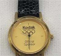 Women's Kodak Olympic official sponsor watch