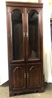 Lenore house by Broyhill Display Cabinet- measures