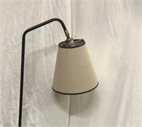 Retro lamp, magazine rack, this is 48 inches tall