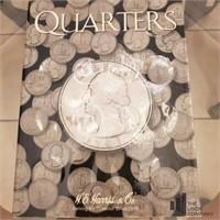 Quarter Collectors Book