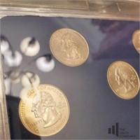 2005-2006 Philadelphia Mint Quarters