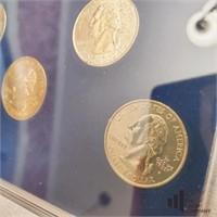 2007-2008 Philadelphia Mint Quarters