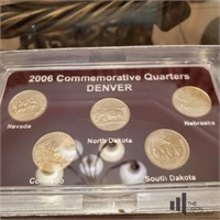 2005-2006 Denver Mint Quarters