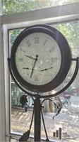 Outdoor Floorstanding Clock