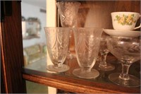 Crystal Stemware And More