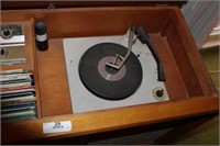 Vintage Stereo Cabinet