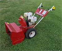 4.0 JULY Lawnmowers, Tractors, Implements ONLINE ONLY Auctio