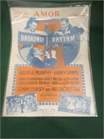 10pcs of Sheet Music