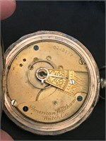 American Waltham Watch Co. Pocket Watch