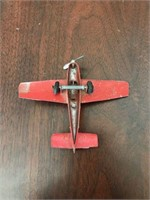 Tootsie Toy Metal Airplane